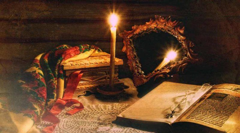 Новогодние и рождественские гадания