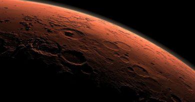 Характеристики планет - Марс