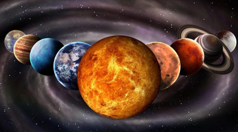 Характеристики планет - Венера