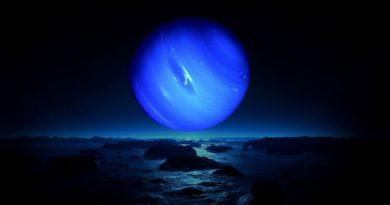 Характеристики планет - Нептун