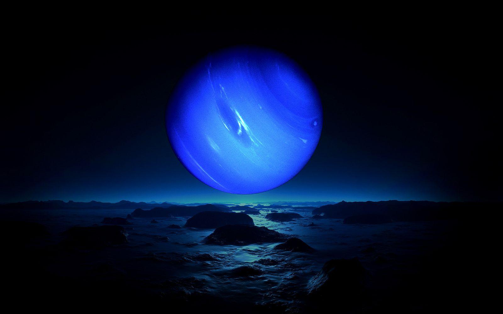 Астрономы наблюдали рождение урагана на Нептуне