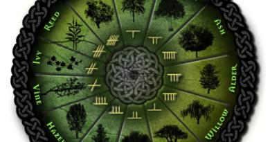 Кельтский цветочный гороскоп
