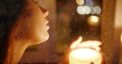 Рождественское Гадание на далекое будущее