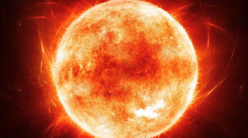 Характеристики планет - Солнце