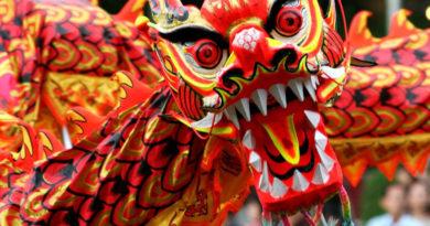 Что такое Китайский Новый Год?