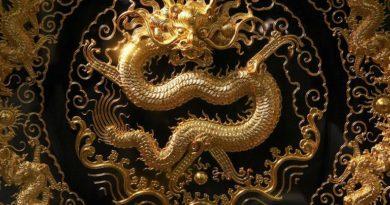 Китайская астрология — знак Дракон