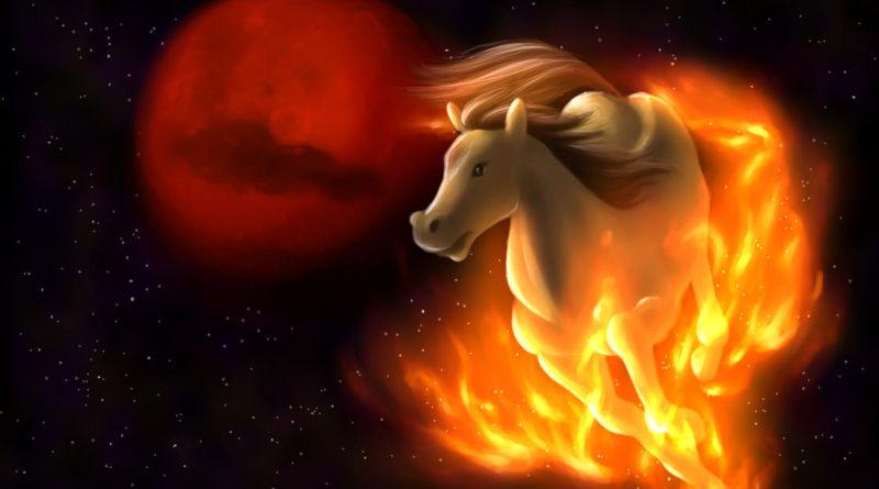 Китайская астрология — знак Лошадь
