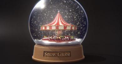 Онлайн гадание: Выберите снежный шар